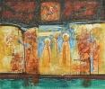 Šventyklos siena / Wall of a Temple
